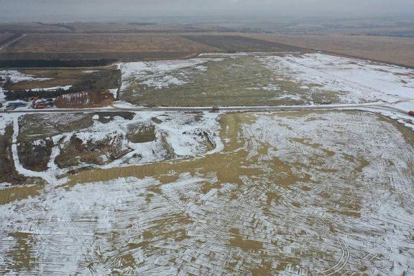 Вид свалки под Камышином по состоянию на декабрь 2020 года (пресс-служба областной администрации)