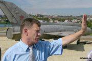Александр Чунаков в бытность мэром Камышина (из архива infokam.su)