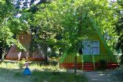 Турбаза «Зеленая роща» (из рекламного проспекта)