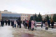Несанкционированная акция в Камышине (фото Петра Баранова)