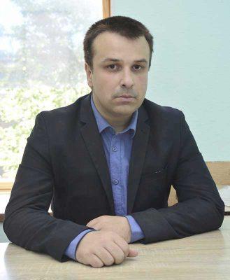 Общественник и блогер Олег Кравченко