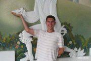 """Сергей Угрюмов в Камышине в ЦКД """"Дружба"""" (2005 год)"""