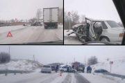 ДТП на автодороге Камышин - Петров Вал (группа «Подсмотрено. Камышин»)