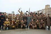 Реконструкция Митинга победителей в Волгограде (пресс-служба администрации Волгоградской области)