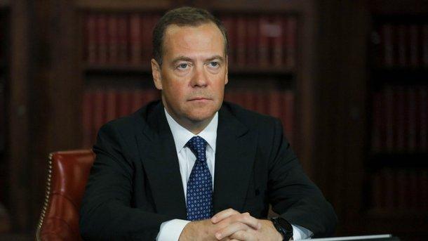 Дмитрий Медведев (сайт Совета безопасности РФ)