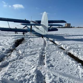 На месте посадки (Московское межрегиональное следственное управление на транспорте СК РФ)