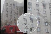 """Скриншоты видеосъемки очевидца (группа """"Подслушано. Камышин"""")"""