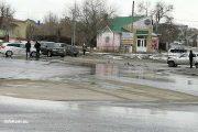 Камышин. ДТП на Сталинградской площади
