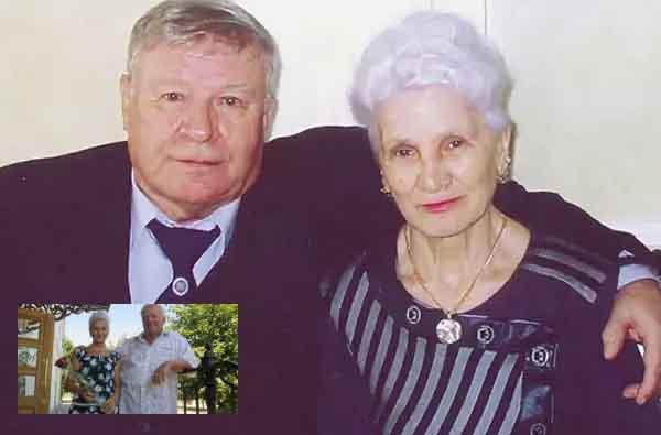 Валентина Михайловна и Павел Иванович Бутяевы