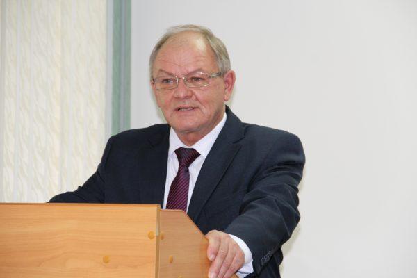 Глава Камышинского района А.В. Самсонов (фото Алексей Германов)