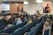 Отчет главы Камышина С.В. Зинченко перед горожанами