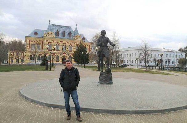 Фотография с личной страницы Фейсбук А.Ю. Данилова