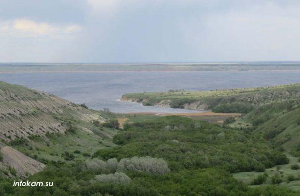 Природный парк «Щербаковский» (Щербаковская балка, давшая название парку)