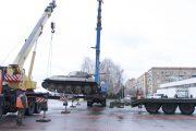 Формирование ретро-поезда в Волгограде (фото музей-заповедник «Сталинградская битва»)