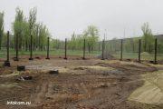 Камышин. Реконструкция набережной, будущий амфитеатр