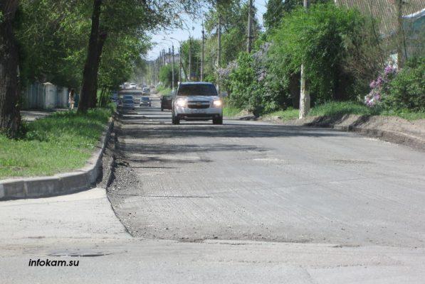Камышин. Улица Калинина (17 мая 2021 года)