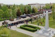 Камышин. Парад Победы (автор фотографии Любовь Курышова)