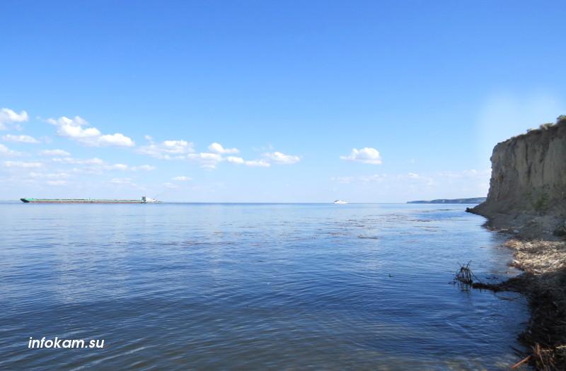 Волга. Окрестности Камышина