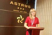 Директор детско-юношеского центра Камышина Екатерина Шестакова