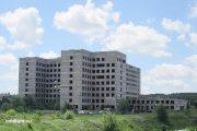Камышин. Недостроенная больница