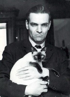 Юрий Кнорозов и Ася