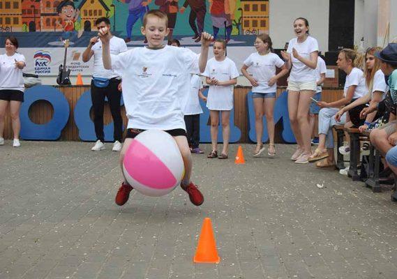 Камышин. Фестиваль дружбы «Добрые соседи»