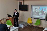 Александр Качкин ― преподаватель физики Камышинского индустриально-педагогического колледжа