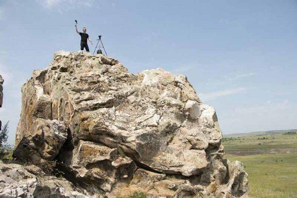 Камышин. Горы Уши и Елшанские пески (фотографии с личной страницы Игоря Каляева)