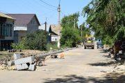 Ремонт улицы Калинина (пресс-служба администрации Камышина)