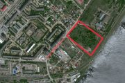 Место будущего поселка (Яндекс-карта)