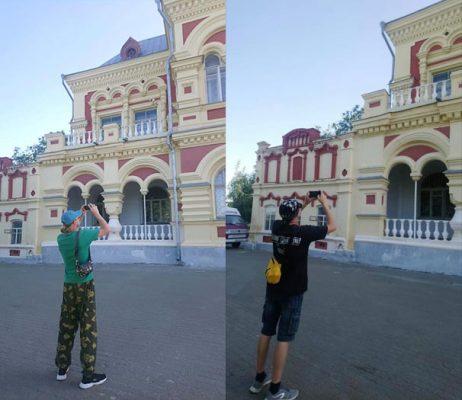 Музей в Камышине как центр притяжения (фото Пётр Баранов))