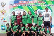 Команда из Камышина вместе с тренером Никитой Демченко