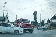 ДТП на перекрестке улиц Базарова и Гагарина (группа «Подсмотрено. Камышин»)