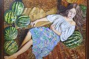 «После сбора урожая». Юлия Савелюшкина (Волгоград)