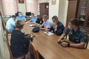 Совещание в Камышинской городской прокуратуре
