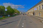 Камышин. Скриншот панорамы (Яндекс. Карты)