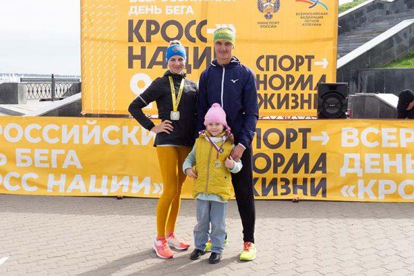 Семья Ручниковых