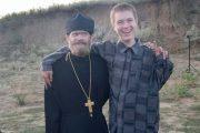 Актер театра и кино Яков Шамшин и Иван Ковзун