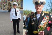 Ветеран Великой Отечественной войны И.А. Рыбушкин
