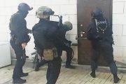 Проводится задержание (пресс-служба ГУ МВД России по Волгоградской области)
